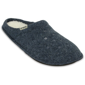 Crocs Classic Slippers Unisex, navy/oatmeal